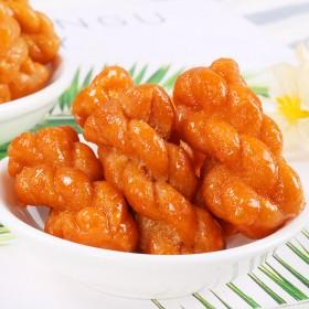 零食休闲小吃麻花海苔椒盐麻辣多味整箱手工麻花单独包