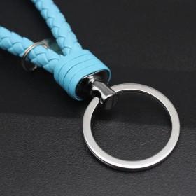 个性简单实用皮绳钥匙扣