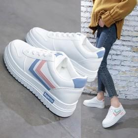 小白鞋女超火街拍板鞋2019夏秋季新款低帮学生鞋