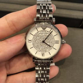 阿玛尼手表香港代购满天星AR1926AR1925