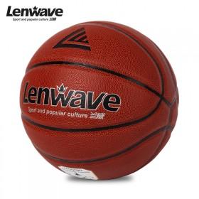 室外水泥地耐磨牛皮真皮手感儿童中小学生成人比赛篮球