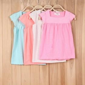 女童短袖T恤儿童装