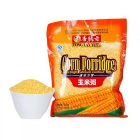 唐纳兹即食冲泡无糖早餐点心代餐速食玉米粥1000克