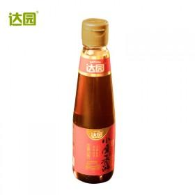 达园小磨香油256ml/瓶 石磨小磨芝麻香油食用油