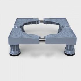 洗衣机底座通用全自动托架滚筒移动万向轮海尔支架垫高