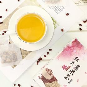红豆薏米芡实茶一盒