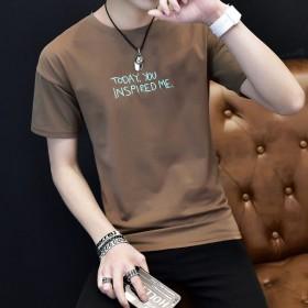 仙新品夏季男士短袖t恤韩版