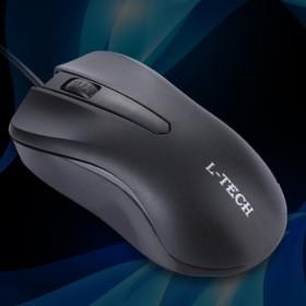 有线鼠标 办公家用游戏 USB台式笔记本通用吃鸡游