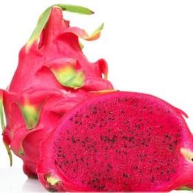 5斤红心火龙果当季新鲜红肉火龙果