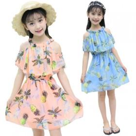 【甜美公主范!】女童连衣裙