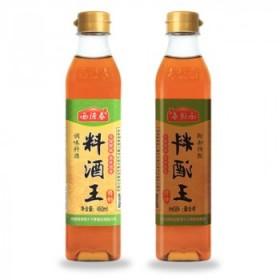 纯酿红曲料酒王450ml×2瓶