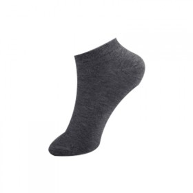 南极人纯色棉袜子男短袜夏季薄款防臭吸汗船袜浅口韩版
