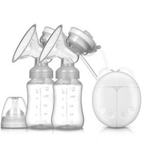 吸奶器电动双边静音通用吸力大孕产妇产后按摩双头