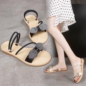 红贵鸟凉拖鞋女夏时尚外穿拖鞋