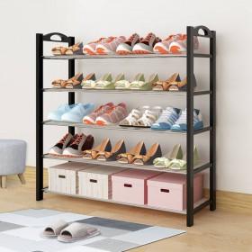 简易鞋架多层防尘家用门口经济型鞋柜收纳架鞋架子