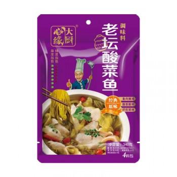 酸菜鱼调料340克