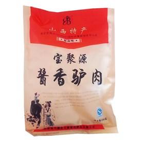 山西平遥熟食特产宝聚源酱香驴肉250克