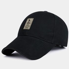 棒球帽 韩版潮帽 防风防晒帽子 男女通用四季通用