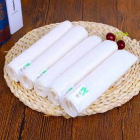 11条 加厚不沾油竹纤维洗碗巾