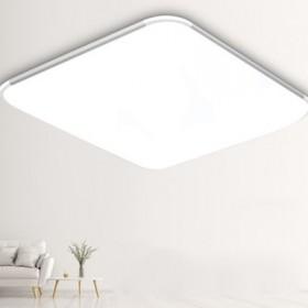 超薄创意简约LED吸顶灯卧室灯具