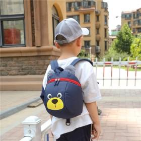 儿童书包幼儿园男1-3-5岁宝宝双肩包婴幼儿防走失