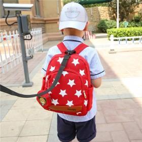儿童书包走失背包幼儿园男1-3-5岁2宝宝双肩包婴