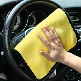 擦车巾大号洗车毛巾吸水加厚不掉毛家车清洁巾洗车店专