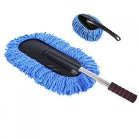 汽车洗车刷除尘刷子擦车拖把除尘掸子扫灰神器洗车工具