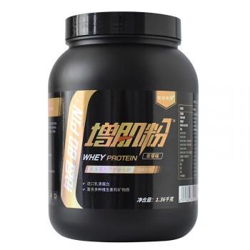 进口乳清蛋白增肌粉男女瘦人增重健身增肌