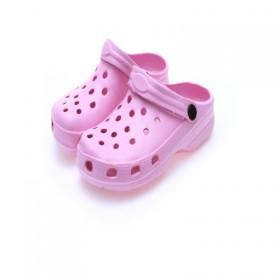 男女花园 情侣款洞洞凉鞋包头沙拖鞋舒适透气夏季时尚