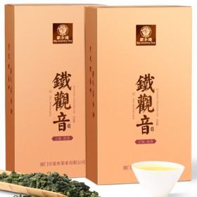【家乡缘】安溪铁观音浓香型茶叶125g
