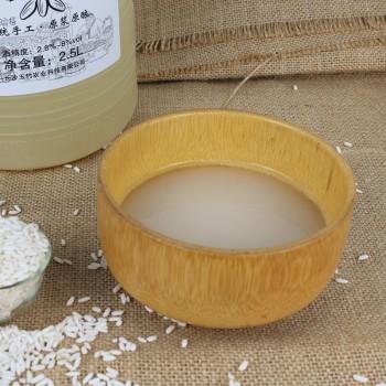 【包邮】米酒纯糯米发酵无添加  5斤装