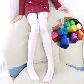3条装儿童舞蹈袜天鹅绒春秋夏薄公主舞蹈袜连裤袜