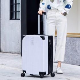 韩版行李箱ins网红拉杆箱万向轮旅行箱密码箱20寸