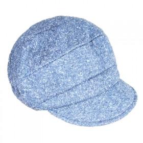 新款日本单毛呢帽冬季女帽