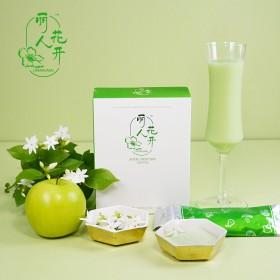 茉莉青汁鲜花果蔬代餐粉