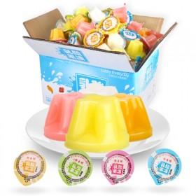 【2000克约88个】限200件 乳酸果冻布丁