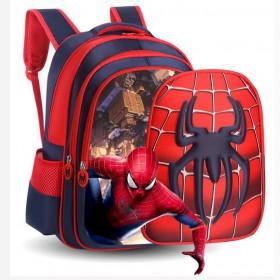 小学生书包男儿童双肩包1-6年级减负男孩背包书包