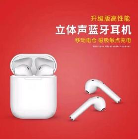 弹窗无线耳机适用于苹果无线蓝牙耳机安卓自动耳机