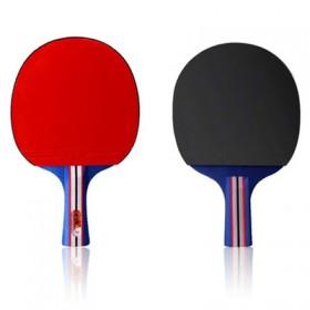 华士牌乒乓球拍2支+球3个