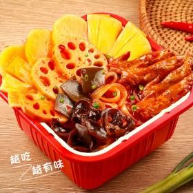 重庆自热小火锅懒人速食方便麻辣 味