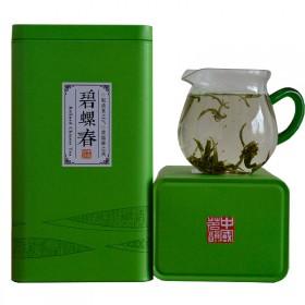 碧螺春绿茶数量不多特价中秋送礼盒装