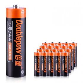 【倍量】5号碳性干电池20粒