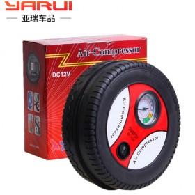 车载充气泵轮胎便携式汽车打气泵12v电动高压小轿车
