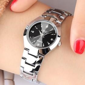 【likeu】夜光防水石英手表