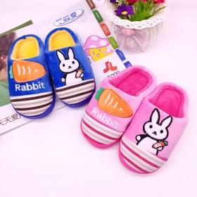 男女儿童棉拖鞋 保暖防滑