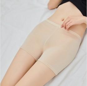 安全裤防走光女可内外穿冰丝短裤薄款打底裤