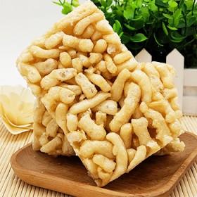 网红沙琪玛黑糖50gX4袋软糯蛋糕华夫小吃