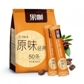 【泰国原装进口】 原味咖啡18g×50条