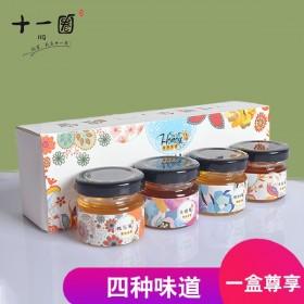 蜂蜜长白山椴树蜜农家自产龙眼枣花槐树蜜纯正天然百花